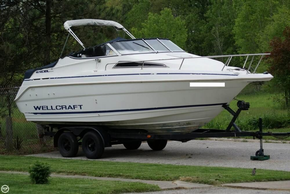 1996 wellcraft excel 23 se toledo ohio boats com rh boats com Old Wellcraft Boats Wellcraft Nova 2