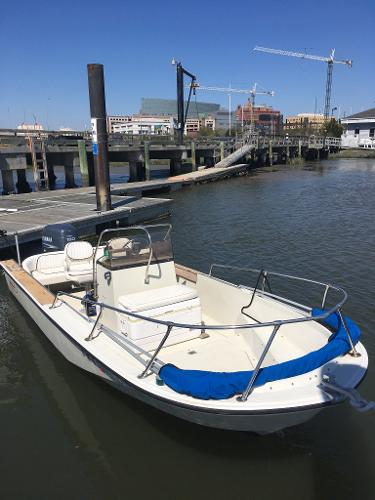 Boston Whaler Outrage 184