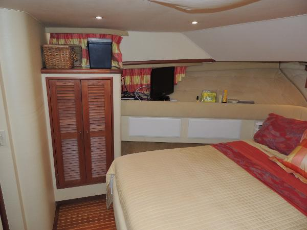 VIP Stateroom Hanging Locker