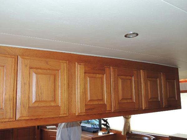 Overhead Galley Storage