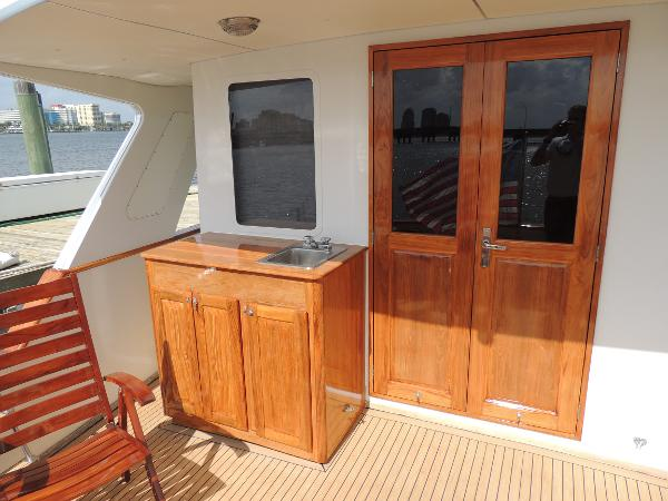 Aft Deck-Varnish