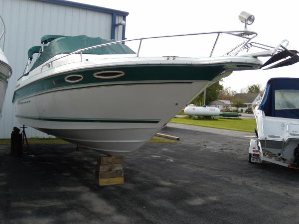 Sea Ray 270 Weekender