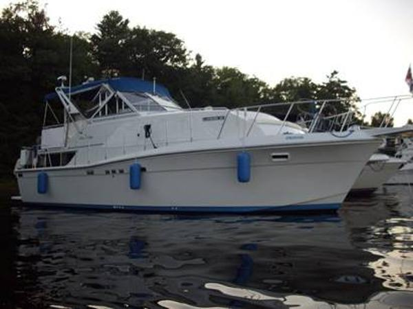 Chris-Craft Catalina 381 1988 Chris Craft 381 Catalina
