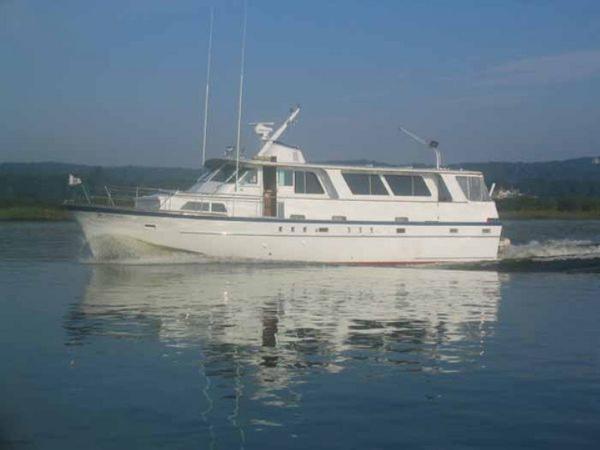 Matthews 56 Motoryacht