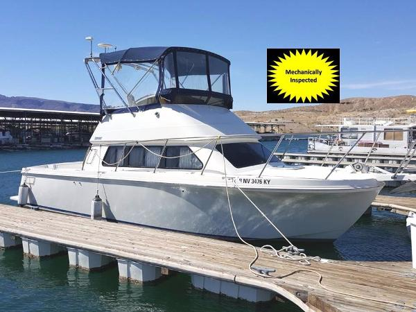 Skipjack Flybridge