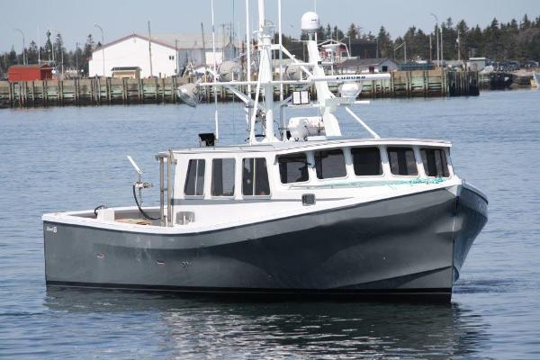 Dixon Tuna Longliner