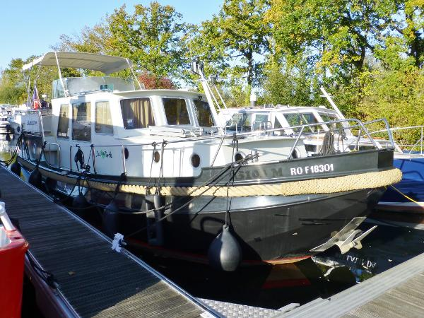 Linssen Sturdy 35 AC (Charter Version)