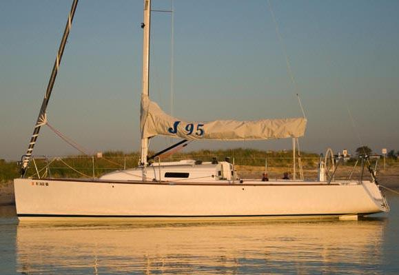 J Boats J/95
