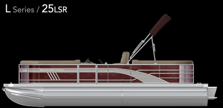 Bennington 25 LSR - Coming Soon