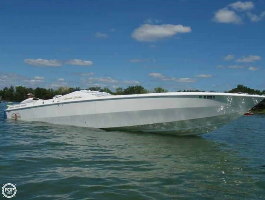 Cigarette Top Gun 38 1993 Cigarette Top Gun 38 for sale in Sandusky, OH