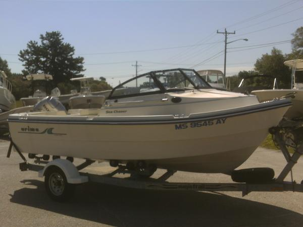 Arima 16 Sea Chaser