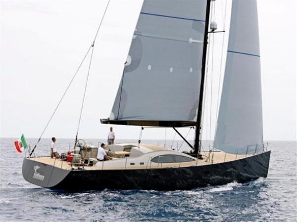 Custom CN Yacht 78