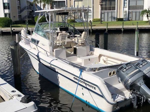 Grady-White Sailfish 272 Profile