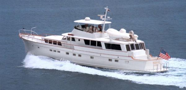 Burger Yacht