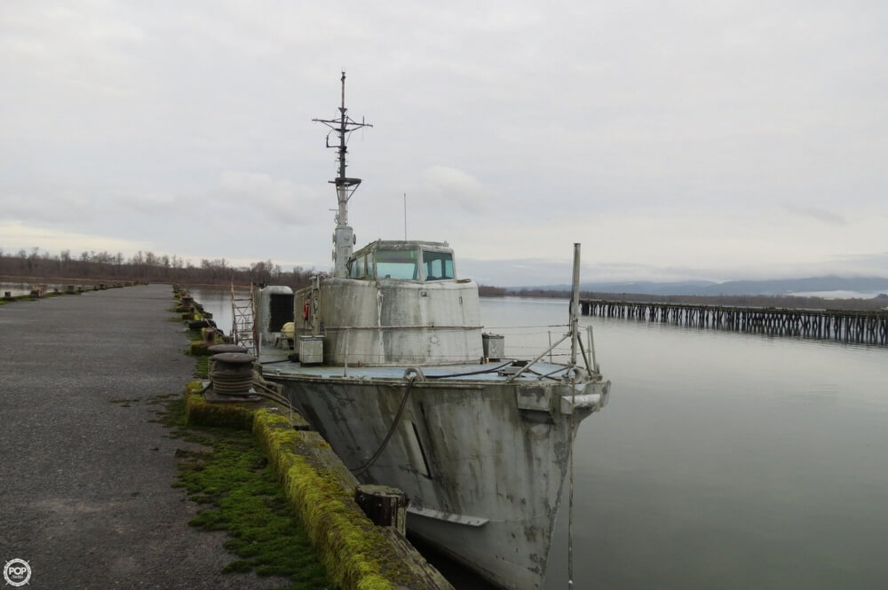 US Navy Hydrofoil 115 1962 US Navy Hydrofoil 115 for sale in Astoria, OR