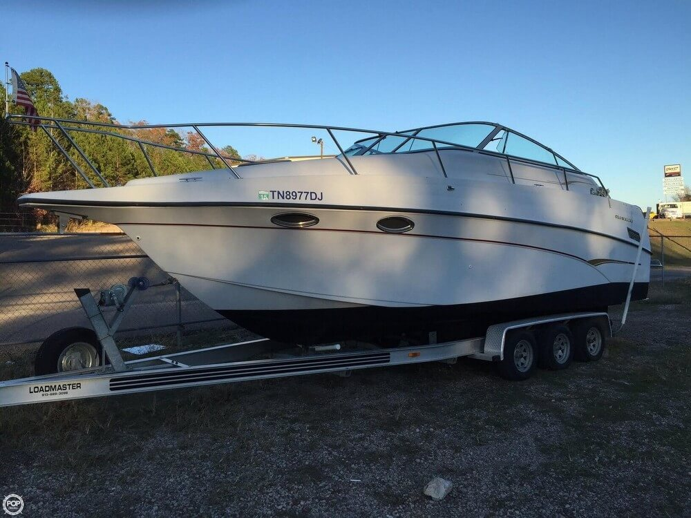 Crown Marine 290 CR 1999 Crownline 290 CR for sale in Counce, TN