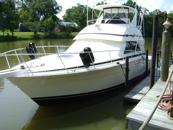 Bertram 43 Convertible