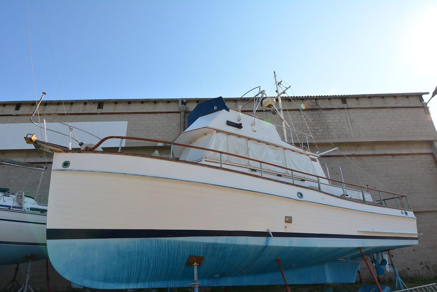 1978 Grand Banks 36 Port Saint Louis Du Rhone France Boats Com