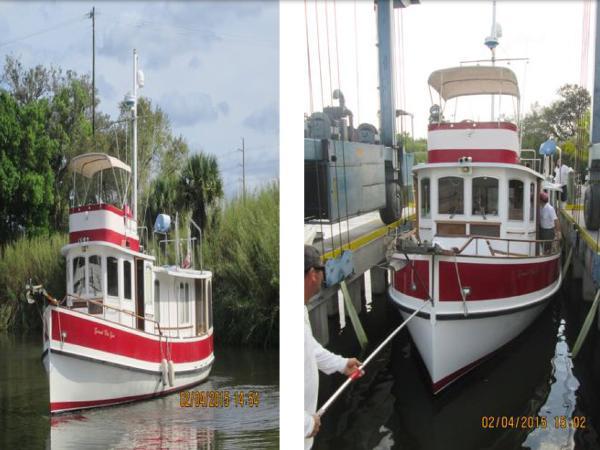 Marine Trader Pilgrim 40 North Castle Marine