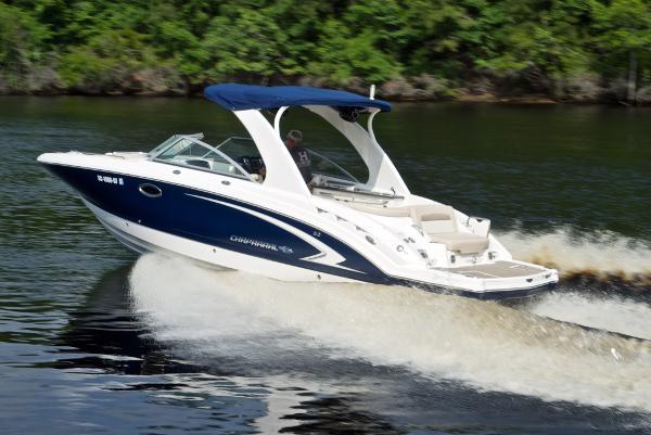 Chaparral 284 Sunesta Actual Boat