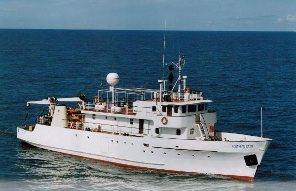 Custom 36m Steel Supply/Support Ship