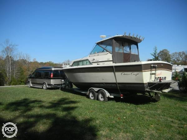 Chris-Craft Catalina Express 280 1981 Chris-Craft 280 Catalina Express for sale in Louisa, VA