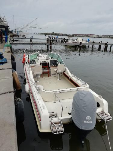 Boston Whaler Revenge 21.4