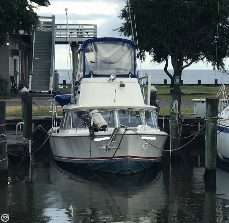 Bertram 31 Flybridge Cruiser 1965 Bertram 31 FlyBridge Cruiser for sale in Franklin, LA