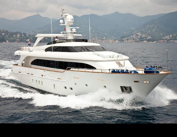 Benetti Sail Division SD 90 Motor Yacht