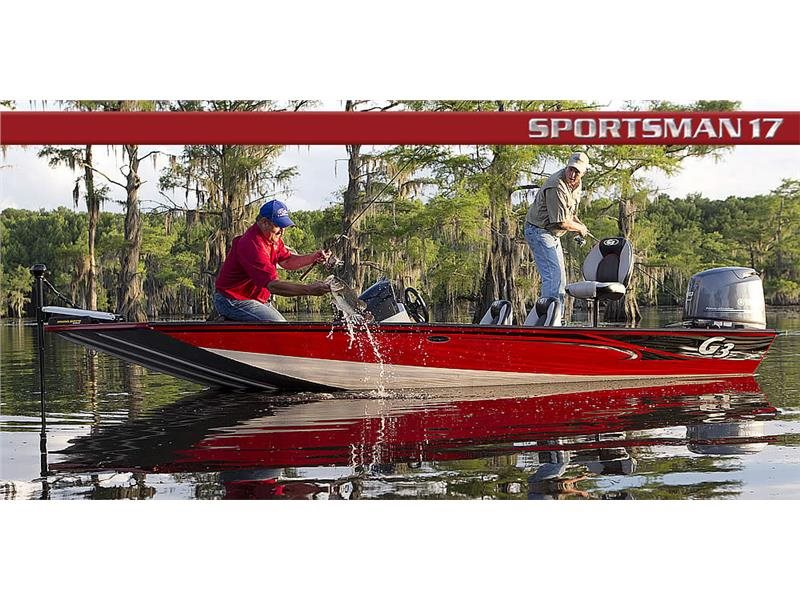 G3 Boats Sportsman 17 Vinyl