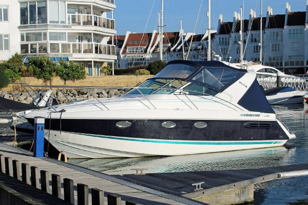 Fairline Targa 29 Main Image (Actual Vessel)