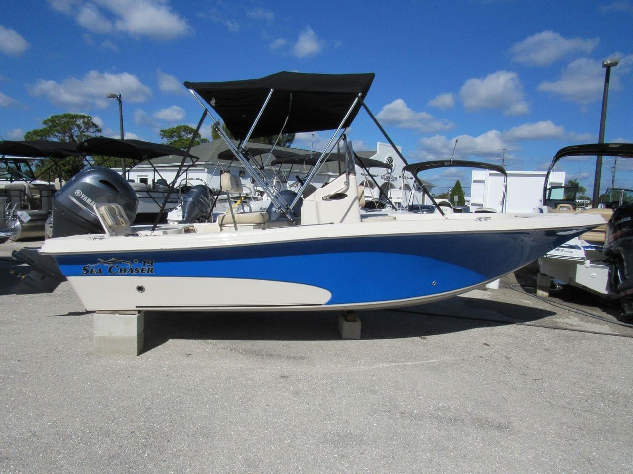 Sea Chaser 19 Sea Skiff