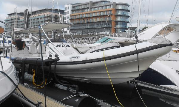 Humber Sports Pro 1000 RIB Humber Sports Pro 1000 Luxury Sports Cruiser