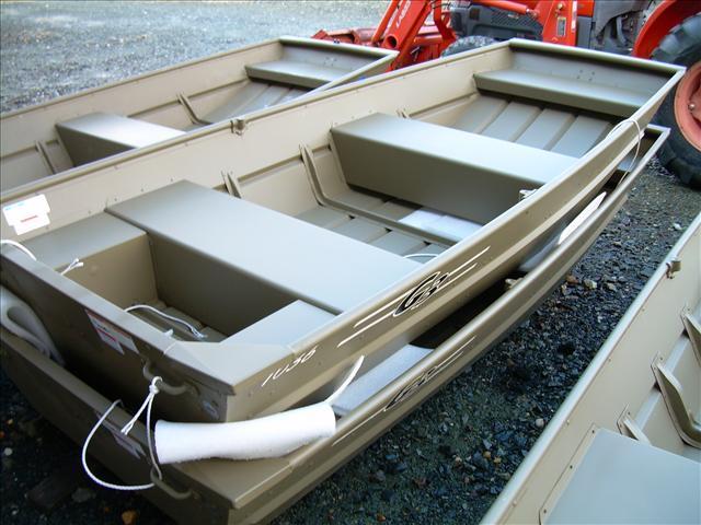 G3 Jon Boat 1036