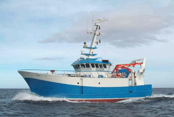 Custom 22m Research Vessel