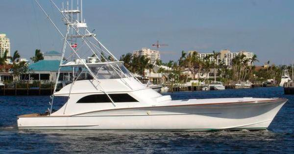 Robin Smith Sportfish 65' Convertible