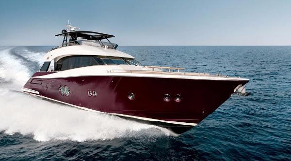 Monte Carlo Yachts MCY 76 Monte Carlo Yachts MCY 76 2011
