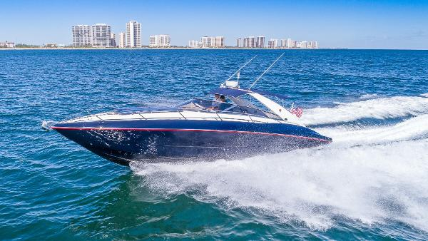 Sunseeker Superhawk 43 Sea Vous Play