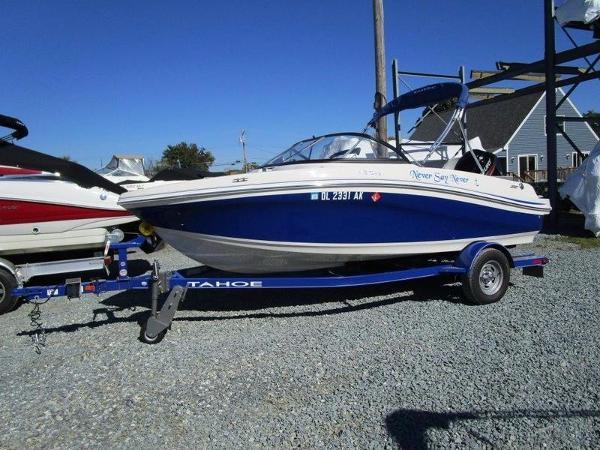 Tahoe 450 TS Outboard