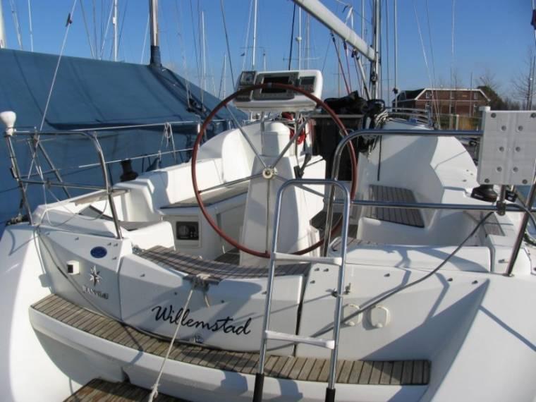 Jeanneau Jeanneau Sun Odyssey 36i 3 cab.