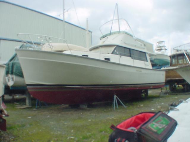 Mainship Motor Crusier