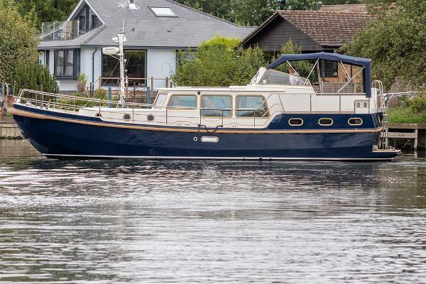 Stevens Smelne 1375 AC Vlet Smelne / Stevens Steel boat 1375 AC Vlet