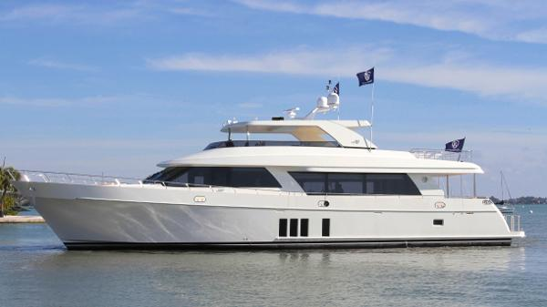 Ocean Alexander Motor Yacht Stock #011