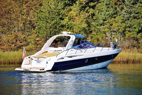 Cranchi Endurance 41 Starboard Profile