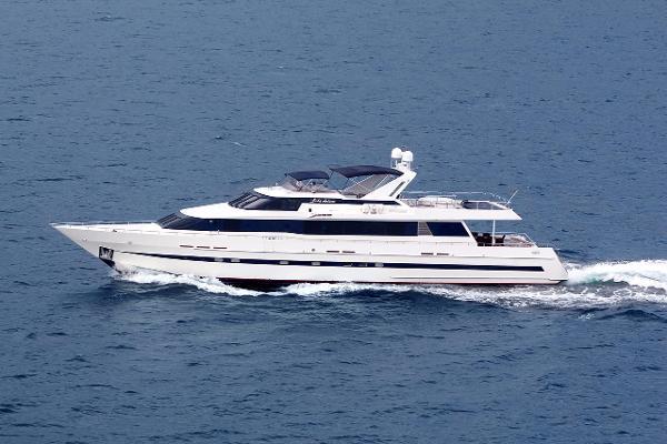 Heesen 105' Heesen Motor Yacht LADY ARLENE
