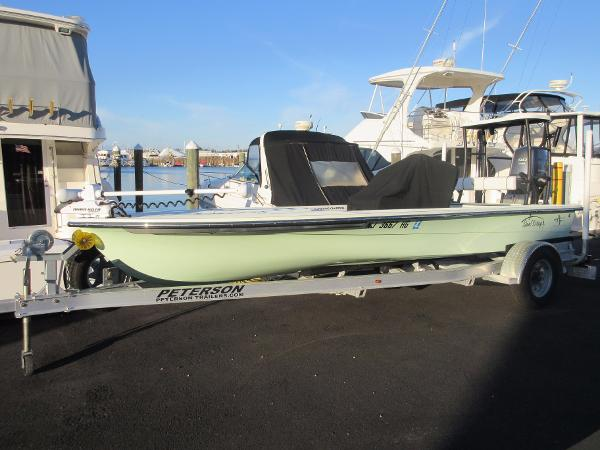 Beavertail SKIFF BT3