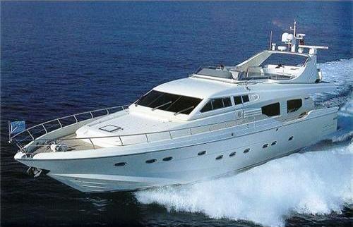 Posillipo Technema 80 Possilipo Technema 80 - Luxury Motor Yacht