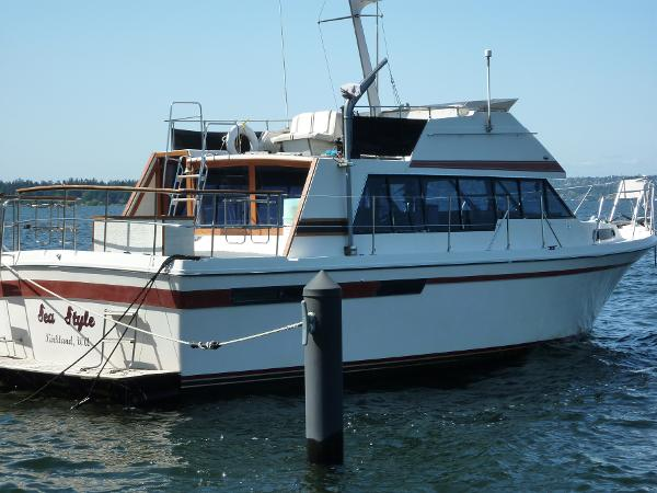 Bayliner 4050 Bodega