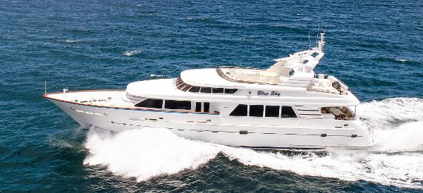 Cheoy Lee Global Series 103' Cheoy Lee Motor Yacht BLUE SKY