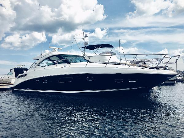 Sea Ray 470 Sundancer Zues